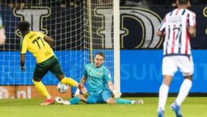 Het rapport van Fortuna: het punt waar de ploeg op hoopte, met dank aan doelman en invaller