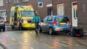 Maaltijdbezorger op fiets betrokken bij ongeluk in Horst