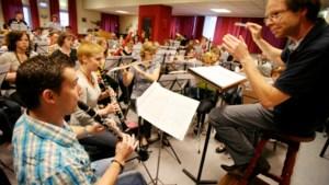 Najaarsconcert De Berggalm in De Borenburg