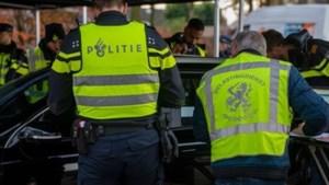 Grote controle in Blerick: twee mannen aangehouden voor schietpartij