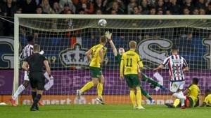 Krediet raakt op: Emil Hansson zal snel beter moeten anders kon het wel eens te laat zijn om nog bij Fortuna te slagen