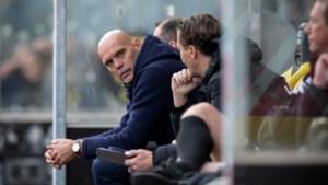 Roda-trainer Jurgen Streppel na weer onnodig puntenverlies: 'Dit kan niet door blijven duren'