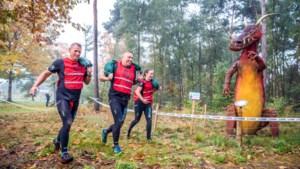Na meerdere obstakels vindt de Ultimate Warrior Run eindelijk een geschikte plek