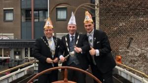 Siem van Dinther neemt afscheid als president van CV De Naate