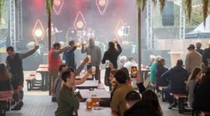 Open karakter maakt Oktoberfeest Sittard coronaproof maar koud