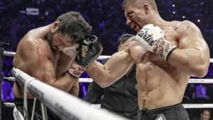 Vechtsportgrootheden prijzen Rico Verhoeven: 'Dit was een legendarische wedstrijd'