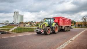 'Die grote landbouwmachines door het dorp, dat kan echt niet: te gevaarlijk en ze rijden alles kapot'