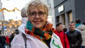 Elian Géron lijsttrekker voor PvdD in Heerlen; Pascale Plusquin lijstduwer