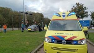 Fietser raakt gewond bij ongeluk in Blerick