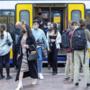 Slechtere naleving mondkapjesplicht in openbaar vervoer