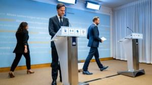 Commentaar: Bij het nemen van nieuwe coronamaatregelen staat het kabinet voor een duivels dilemma