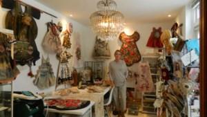 Weertse Karin van der Linden maakt textiele kunst met diepgang