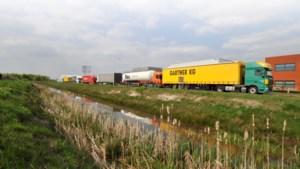 Extra parkeerplekken op Venlose truckparking