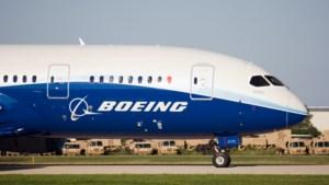 Boeing boekt verlies door problemen met 787 Dreamliner