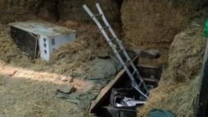Wietkwekerij in gierkelder Meerlo opgespoord na opvallend hoog stroomverbruik