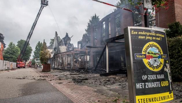 Politie spoort verdachten brandstichting Valkenburg op