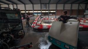 Indoor kartbaan Powerarea in Lemiers gaat maandag weer open na fikse waterschade