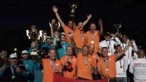 Ramon Pasmans (35) uit Voerendaal pakt goud op WK Feedervissen in Bulgarije