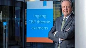 CBR-directeur Alexander Pechtold verbaasd en boos: 'Tien procent komt niet opdagen voor examen'